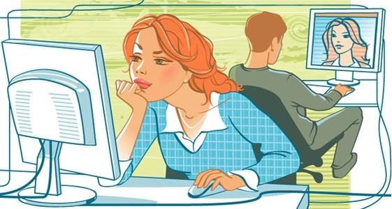 Заработок на партнерских программах знакомств в сети
